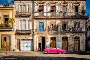 Habana Pink Cadillac
