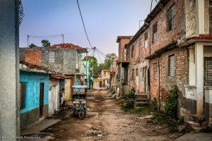 Trinidad uphill street