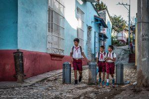 Trinidad pupils