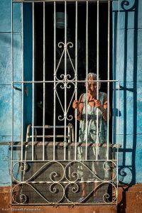 Trinidad In prison