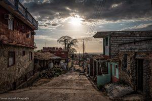 Trinidad uphill