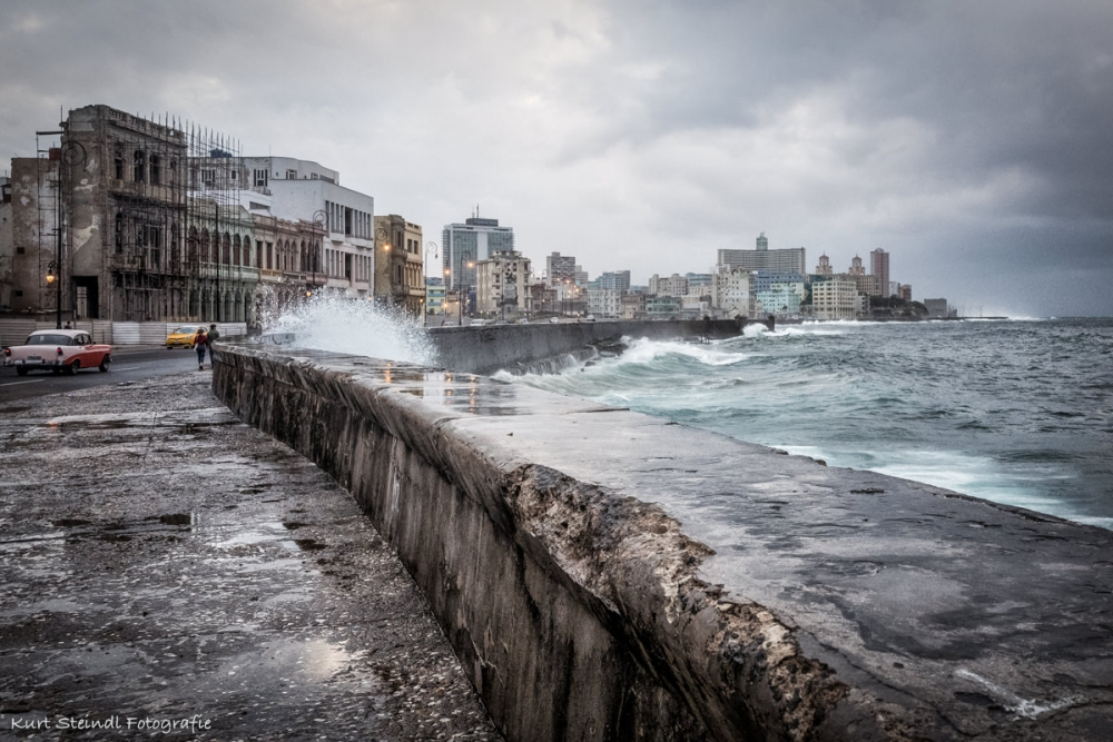 Malecón/Havanna/Kuba