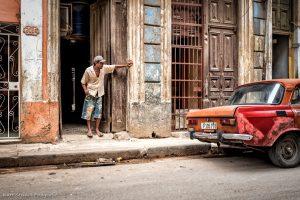 Hard Night Morning in Habana