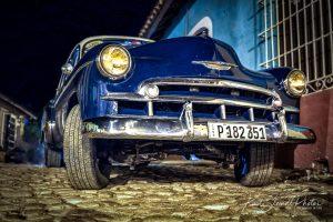 Big old car